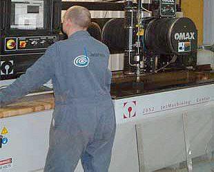 Jetshape installs second water jet machine