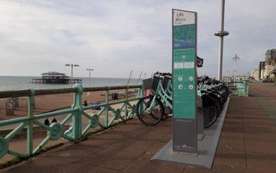 Brighton and Hove BikeShare Scheme
